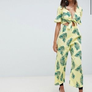 ASOS beachy jumpsuit